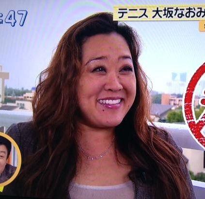 大坂なおみの母環
