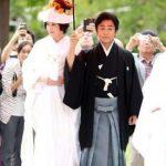 藤原紀香と片岡愛之助の結婚式は京都の上賀茂神社