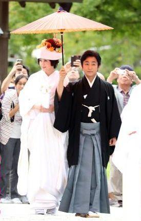 藤原紀香と片岡愛之助の結婚式は京都の上賀茂神社!一体どんな場所?