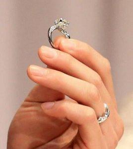福原愛に渡した結婚指輪は江宏傑がデザイン