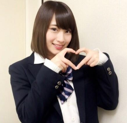 女子高生の永井理子(りこぴん)