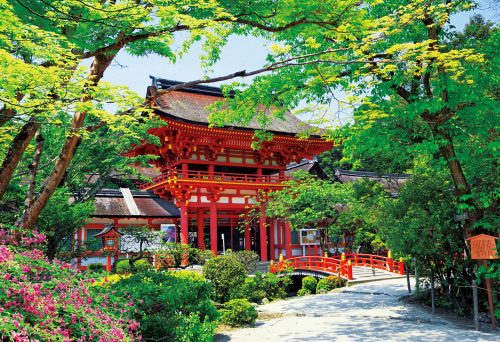 世界遺産の上賀茂神社