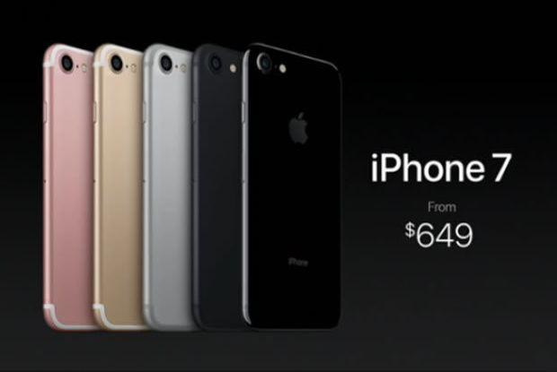 iPhone7はIP67防水防塵でFeliCa対応!予約を急げ!