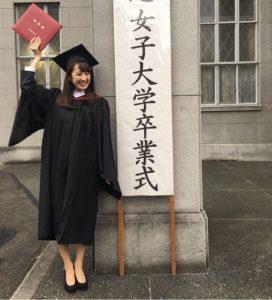 團遥香の卒業写真