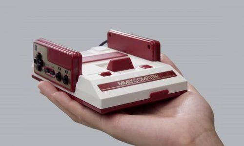 日本版小型ファミコン