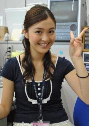 福田典子アナのかわいい画像2