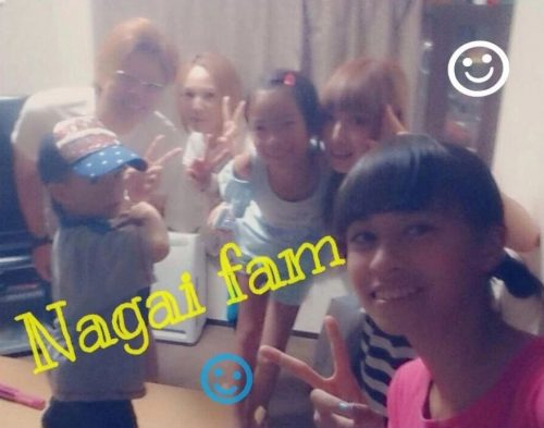 永井理子の家族