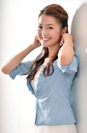 福田典子アナのかわいい画像3