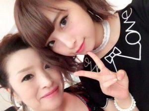 永井理子と母