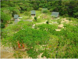 高樹沙耶の石垣島の宿泊施設