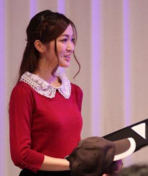 福田典子アナのかわいい画像