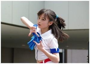 橋本環奈1000年に一度の美少女