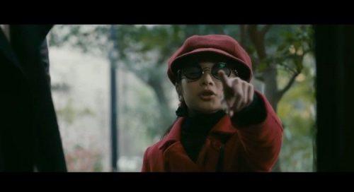 菊地麻衣が盲目少女役