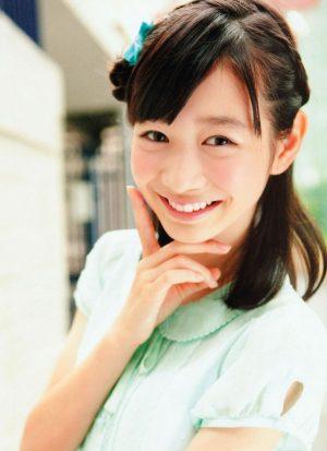 岡本夏美のかわいい画像1