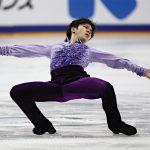 宇野昌磨のロシア大会2016でのSP得点(スコア)結果と動画!