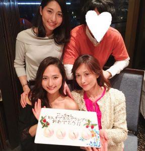 山賀琴子の家族