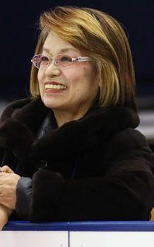 山田満知子コーチ