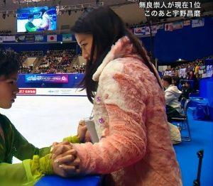 樋口美穂子コーチは派手