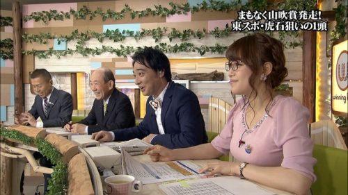 鷲見玲奈ロケットカップ13