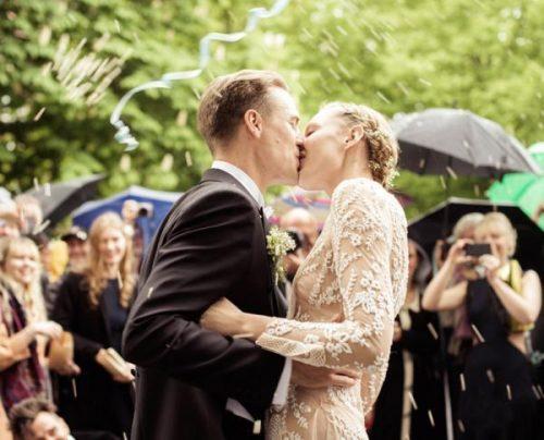 フリーダ・グスタフソン結婚式2