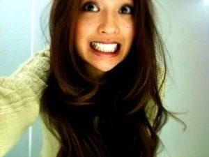 中村アンの歯が不自然2